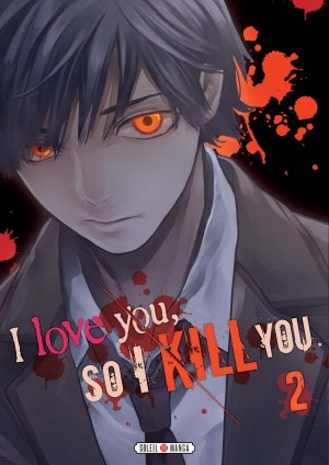 I love you so I kill you # 2