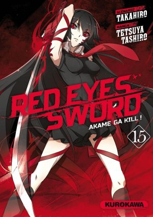 Red Eyes Sword - Akame ga Kill ! #15