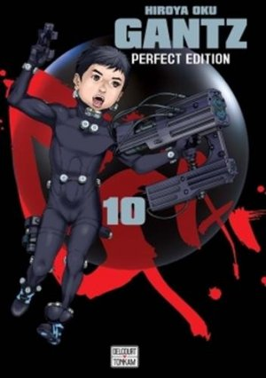 Gantz 10 Perfect