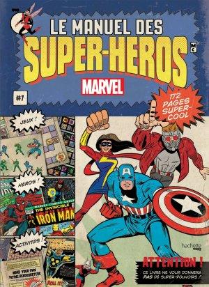 Le Manuel des Super-Héros édition TPB hardcover (cartonnée)