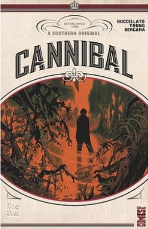 Cannibal édition TPB hardcover (cartonnée)