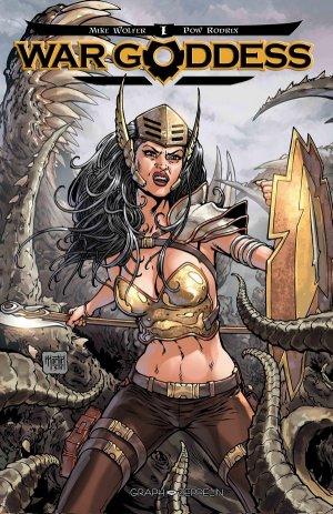 War Goddess # 1