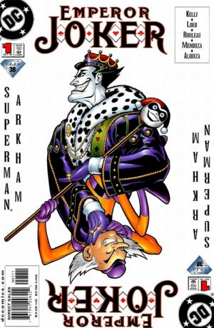 Empereur Joker # 1 Issues