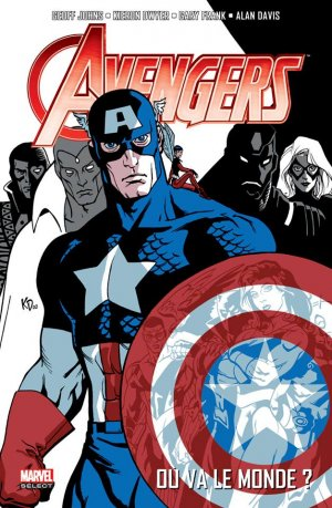 Avengers Par Geoff Johns édition TPB Softcover - Marvel Select
