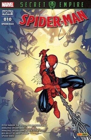 Peter Parker - The Spectacular Spider-Man # 10 Kiosque V6 (2017 - 2018)