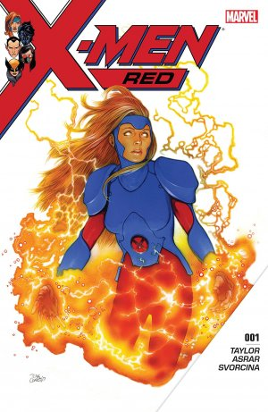 X-Men - Red # 1 Issues (2018)
