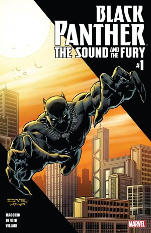 Black Panther - The Sound and The Fury édition Issue (2018)