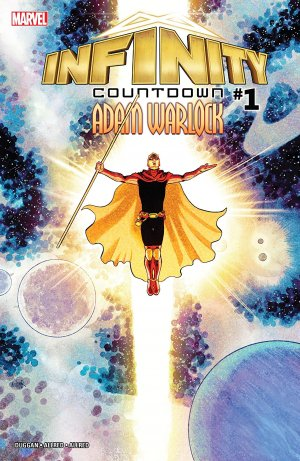 Infinity Countdown - Adam Warlock # 1 Issue (2018)