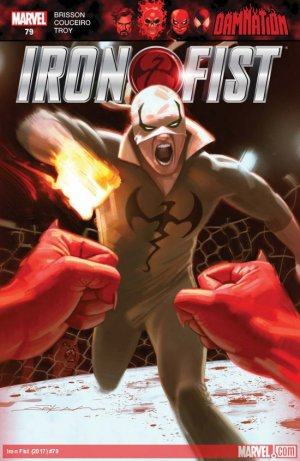Iron Fist # 79 Issues V5 (2017 - 2018)