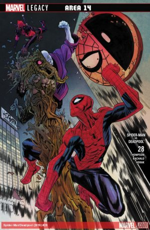 Spider-Man / Deadpool # 28 Issues (2016 - 2019)