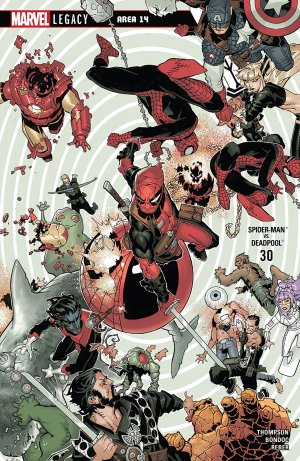 Spider-Man / Deadpool # 30 Issues (2016 - 2019)