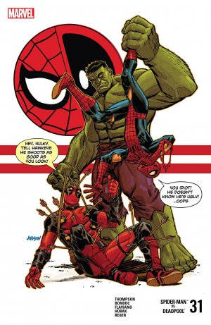 Spider-Man / Deadpool # 31 Issues (2016 - 2019)
