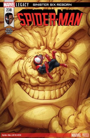 Spider-Man # 238 Issues V2 (2016 - 2018)