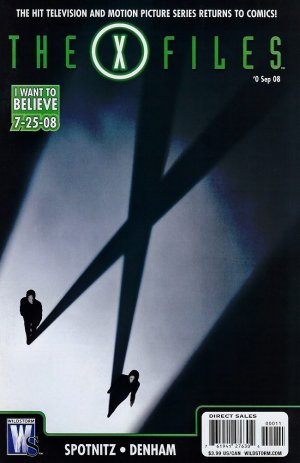 The X-Files # 0 Issues (2008 - 2009)