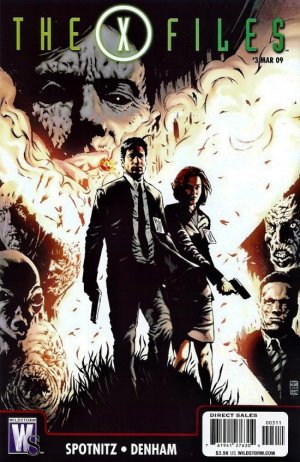 The X-Files # 3 Issues (2008 - 2009)