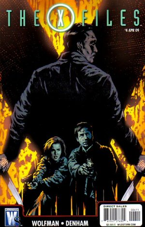 The X-Files # 4 Issues (2008 - 2009)