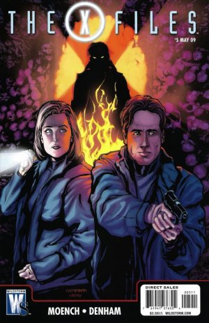 The X-Files # 5 Issues (2008 - 2009)