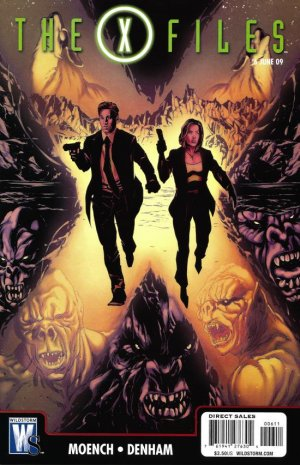 The X-Files # 6 Issues (2008 - 2009)
