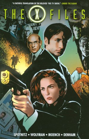 The X-Files édition TPB softcover (souple) (2009)