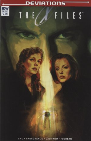 The X-Files - Deviations édition Issues (2016)