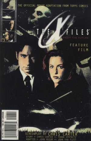 The X-Files - Fight the Future édition TPB softcover (souple)