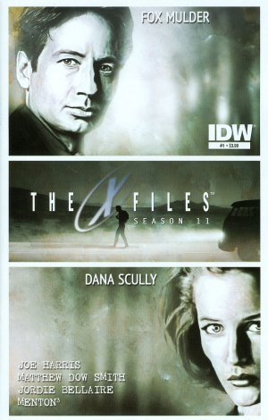 The X-Files - Season 11 édition Issues (2015 - 2016)