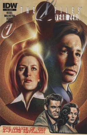 The X-Files - Year Zero édition Issues (2014)