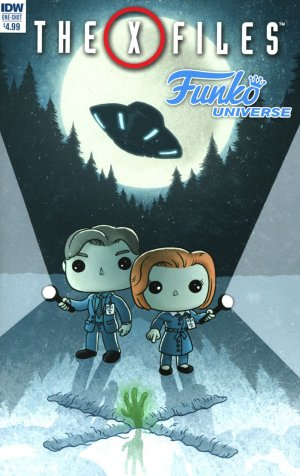 The X-Files Funko Universe édition Issues (2017)
