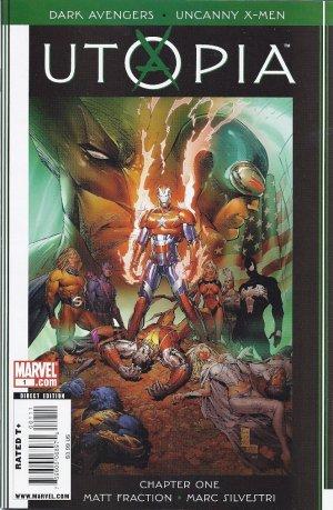 Dark Avengers / Uncanny X-Men - Utopia édition Issue (2009)