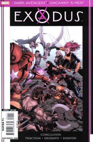 Dark Avengers / Uncanny X-Men - Exodus édition Issue (2009)