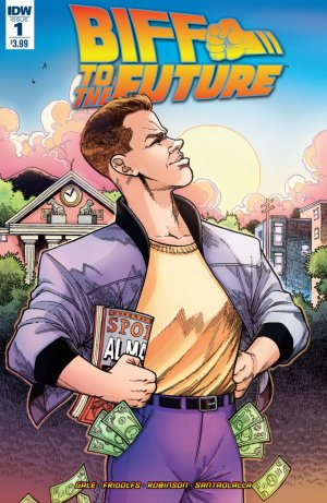 Back to the Future - Biff to the Future édition Issues (2017)