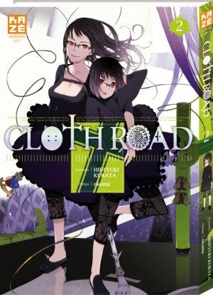 Cloth Road T.2