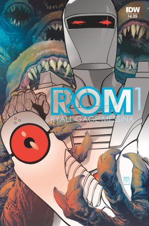 Rom édition Issues V2 (2016 - 2017)