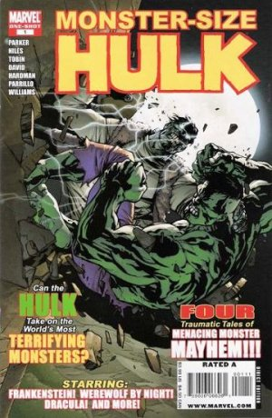 Hulk Monster-Size Special édition Issue (2008)