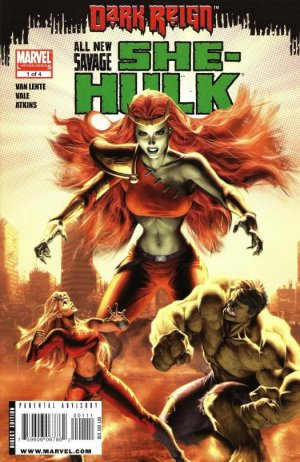 Savage She-Hulk édition Issues (2009)