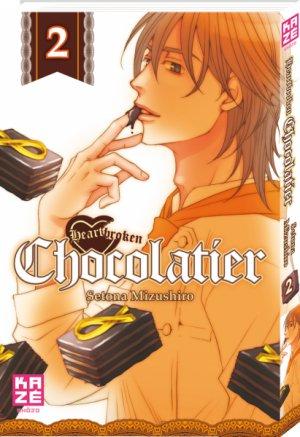 Heartbroken Chocolatier #2