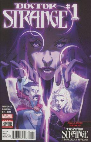 Docteur Strange édition Issues V7 - Annuals (2016)