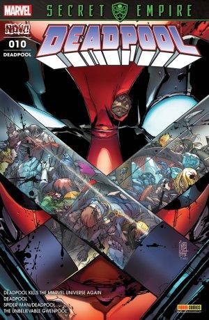 Spider-Man / Deadpool # 10 Kiosque V5 (2017 - 2018)