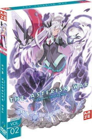 The Asterisk War 4 DVD
