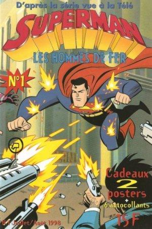 Superman - Des Hommes d'Acier édition Kiosque