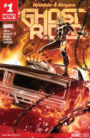 Ghost Rider # 1 Issues V8 (2016 - 2017)