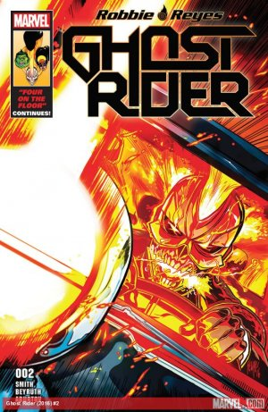 Ghost Rider # 2 Issues V8 (2016 - 2017)