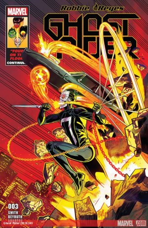 Ghost Rider # 3 Issues V8 (2016 - 2017)