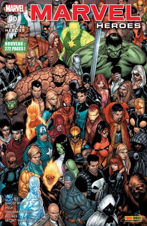 Marvel Heroes T.1