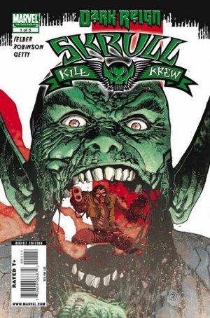 Skrull Kill Krew édition Issues (2009)