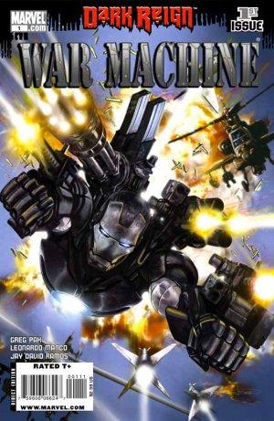 War Machine # 1 Issues V2 (2009 - 2010)
