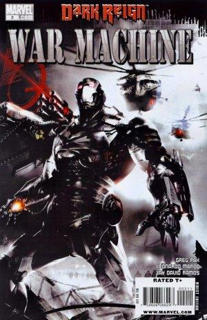 War Machine # 2 Issues V2 (2009 - 2010)