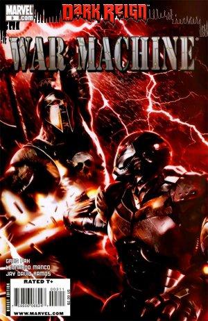 War Machine # 3 Issues V2 (2009 - 2010)