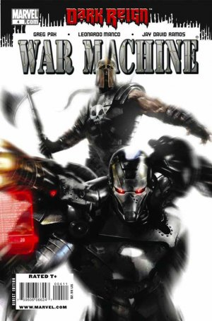 War Machine # 4 Issues V2 (2009 - 2010)