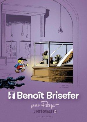 Benoît Brisefer # 3